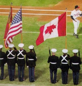 What's with this Anti-Canada stuff in Baseball?