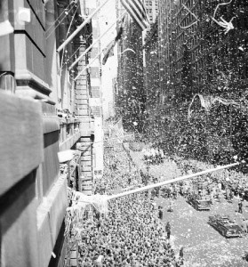 Broadway: Bowling Green and Ticker Tape Parades