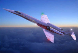 supersonic-business-jet