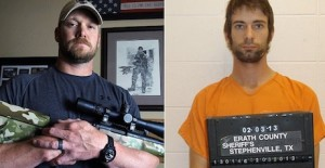 Eddie Routh's shooting of Chris Kyle.