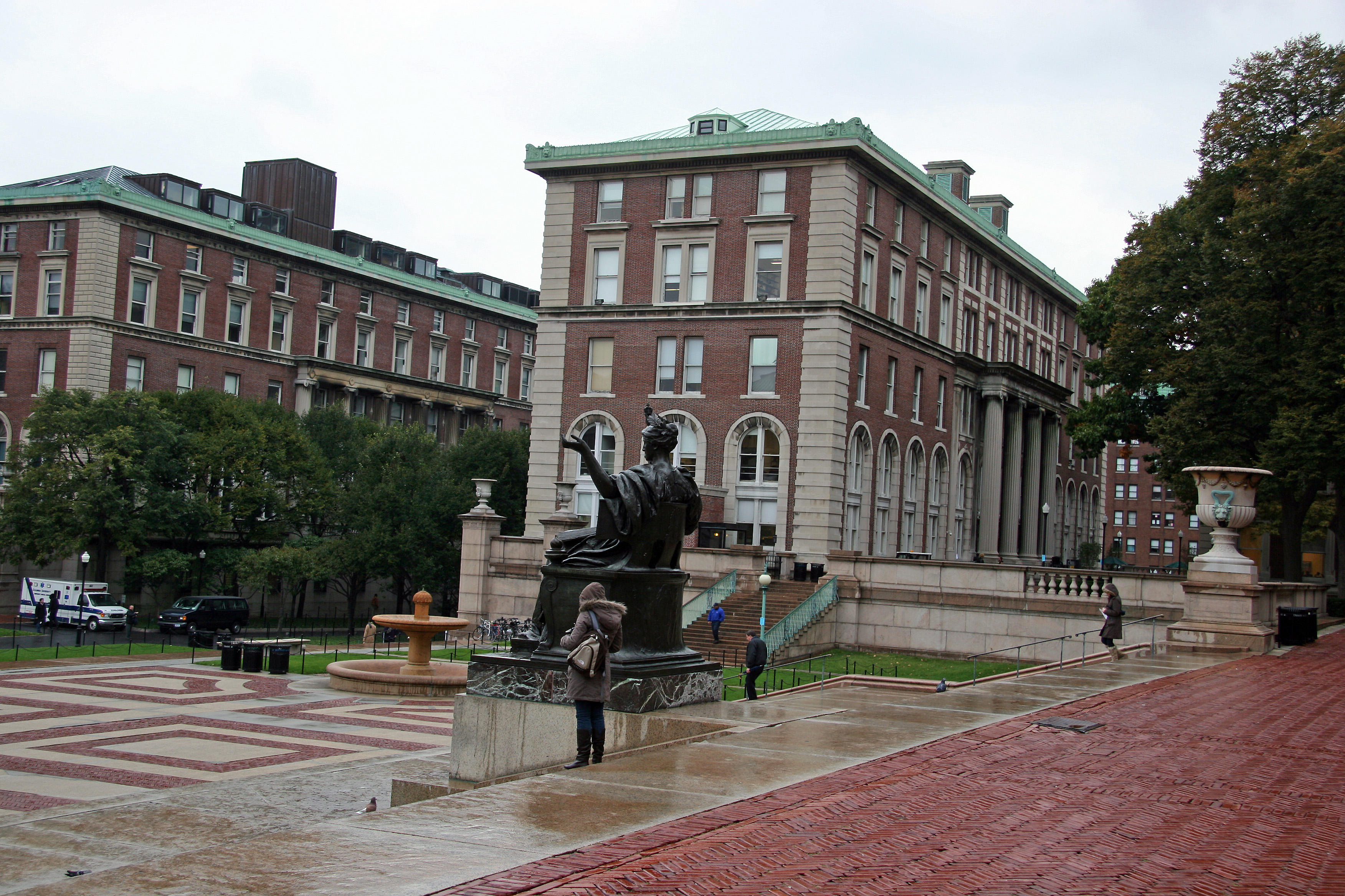 Columbia university creative writing fellowship