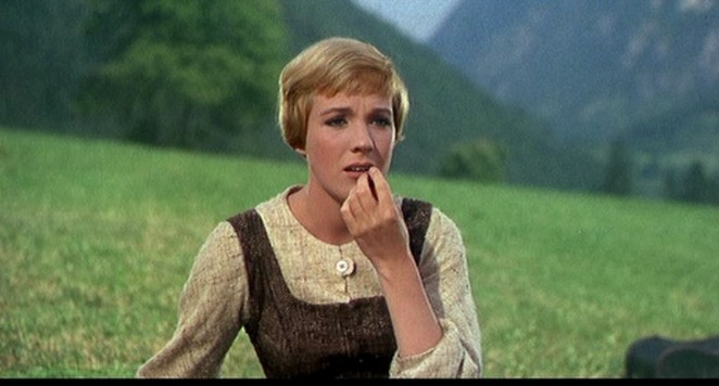 old Robert Wise The Sound of Music DVD Review Julie Andrews PDVD_021