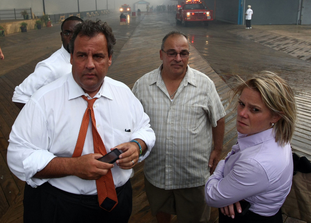 Bridget Anne Kelly, Chris Christie