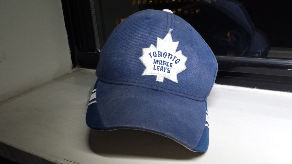 Chronicle of Wearing a Maple Leafs Hat in Boston