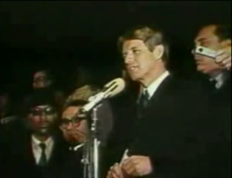 robert f kennedy speech on the