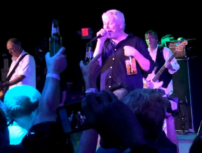 Bob Pollard Plays Mark Twain at The Stone Pony