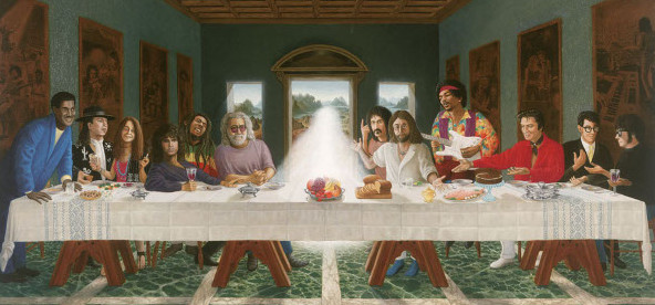 "The Proliferation of ""The Last Supper"""