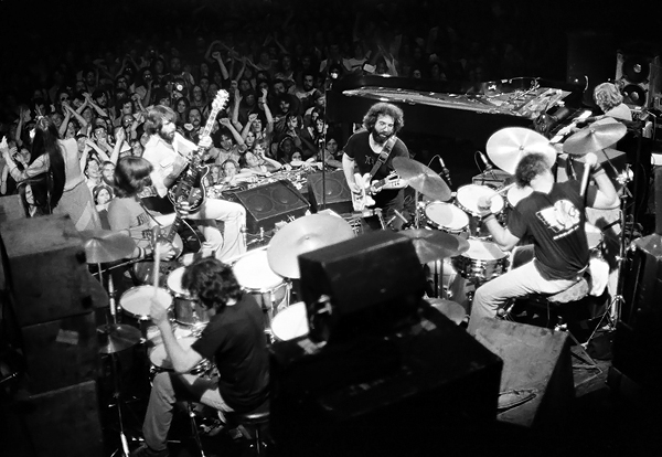 The Big, Bad Business of The Grateful Dead