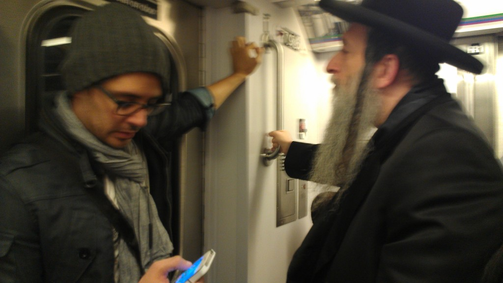 The Hipster and the Orthodox