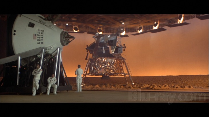 Capricorn One & Twilight's Last Gleaming
